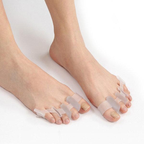 초특가 실리콘 발가락보호링 좌우세트 A1 발건강 상품이미지