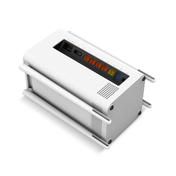 EFM ipTIME A8004T 타워형 기가 와이파이 무선 공유기 상품이미지