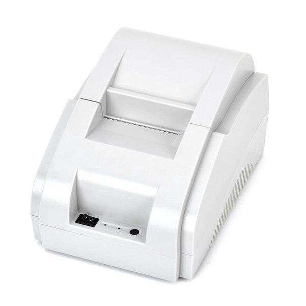 슈퍼마켓용 고속 영수증 프린터 라이트 그레이 상품이미지