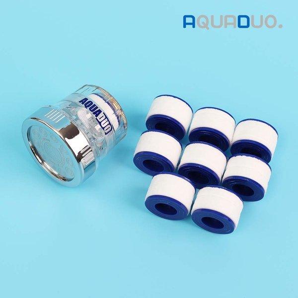 (아쿠아듀오) 아쿠아듀오 SF-1000 주방정수필터 코브라형 일반+녹물필터 8EA 상품이미지