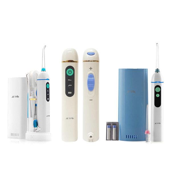 휴대용 구강세정기 제트픽 솔로JP210-SOLO/치아세정기 상품이미지