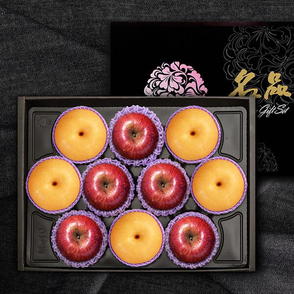 보섭이네푸드  한아름 사과배 혼합세트 6.0kg(사과5 배5) 상품이미지