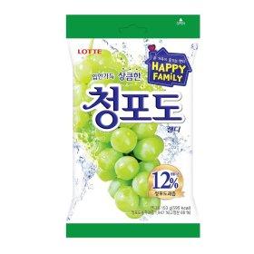 롯데_청포도캔디_153G