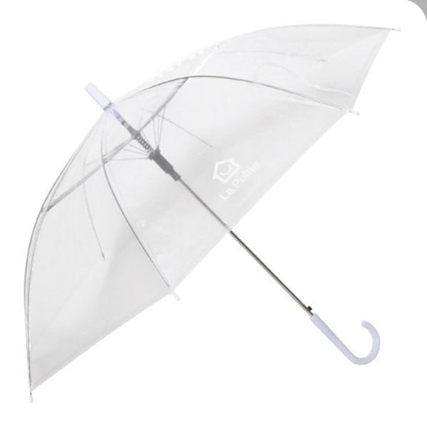 모닝글로리 4000 라푸리타 투명 장우산 심플형 상품이미지