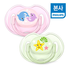 아벤트 예쁜치아노리개바다친구들(0-6개월) SCF169/36