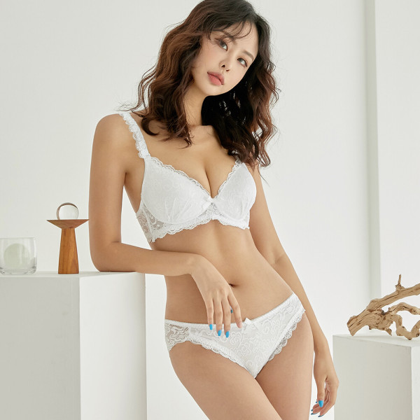브라썸/노와이어브라팬티세트/심리스/ABCD컵/여성속옷 상품이미지