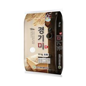 진품 경기미 10kg 18년산 청북(박스포장)