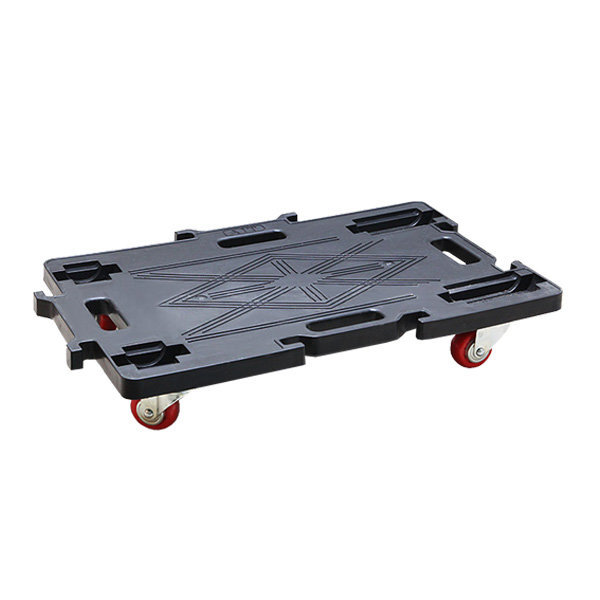결합식 이동대차(대 4인치바퀴)/블랙달리/카트/구르마 상품이미지