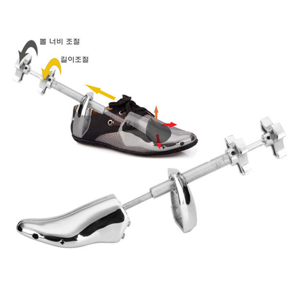금속 제골기 구두늘리기 신발확장기 구두발볼늘리기 상품이미지