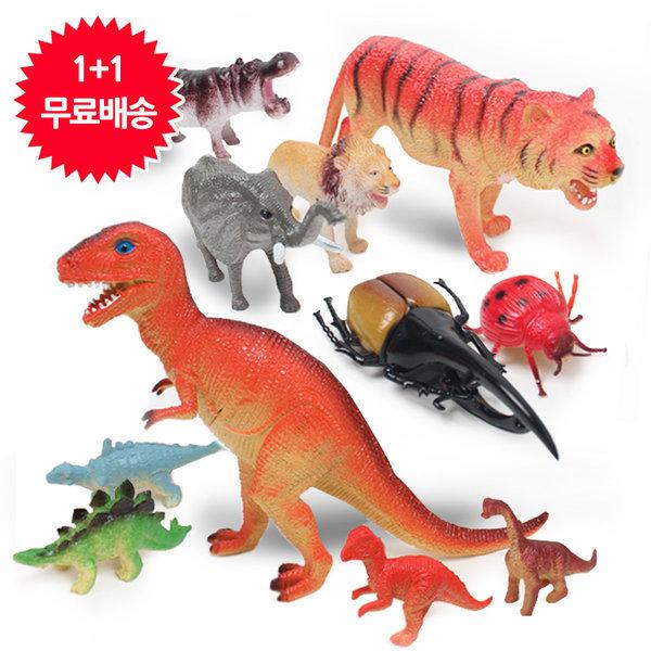 공룡/동물/가축/곤충/바다/모형/무독성/교육용 장난감 상품이미지