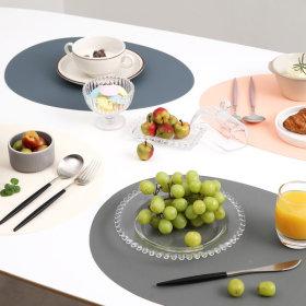1+1 실리콘 식탁매트 테이블 매트