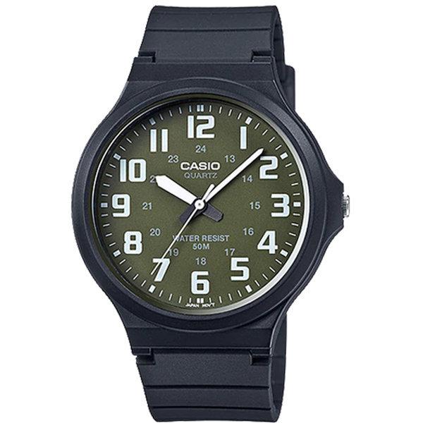 카시오정품 MW-240-3B 학생수능 전자손목시계 수험생 상품이미지
