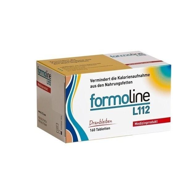 포모라인L112 다이어트 500ml 120정 1box 상품이미지