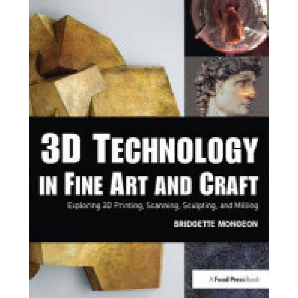 3D Technology in Fine Art and Craft 상품이미지