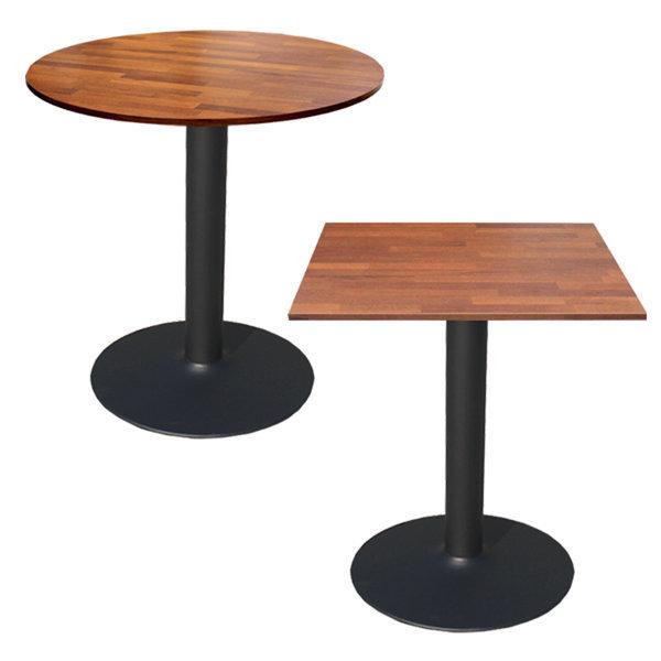fs멀테이블원형다리/2인/4인/원형/사각/카페테이블 상품이미지