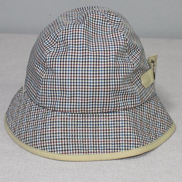 에이글 여성 벙거지 체크 등산 모자/ 둘레 S/ 중고 상품이미지