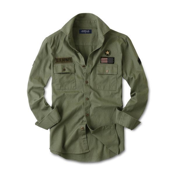 야상 셔츠 남방 004 남방셔츠 남성셔츠 남성남방 상품이미지