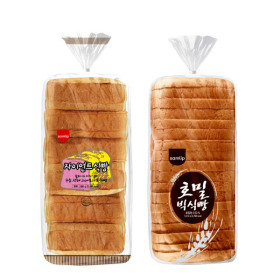 SPC 식빵(자이언트/호밀빅) 4봉 택 /자이언트식빵 4봉