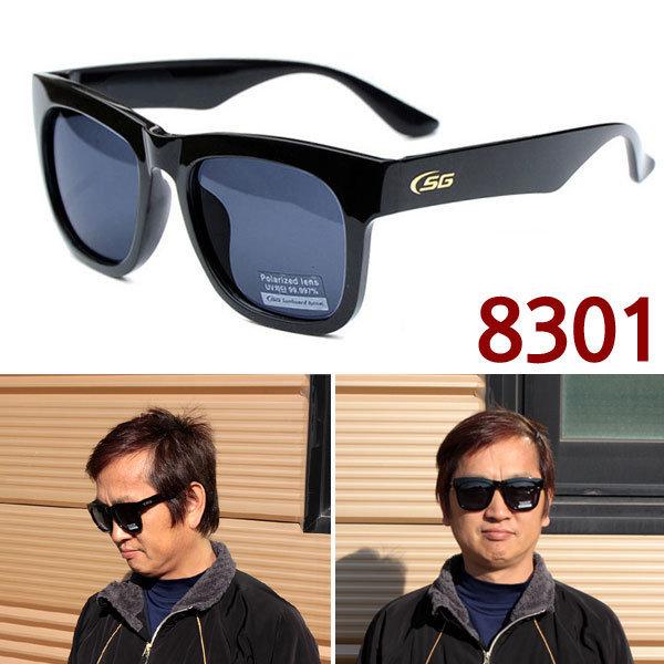 썬가드 편광썬글라스/기획상품/블랙테/편광안경/낚시 상품이미지