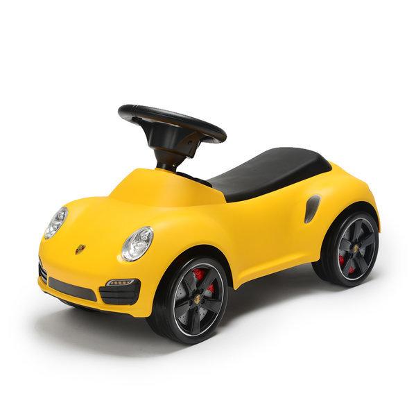 프리미엄 포르쉐 붕붕카 옐로우 아기자동차 장난감 상품이미지