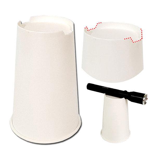 바닥에홈을파놓은종이컵(10개입)/초등3-2/JS-34478 상품이미지