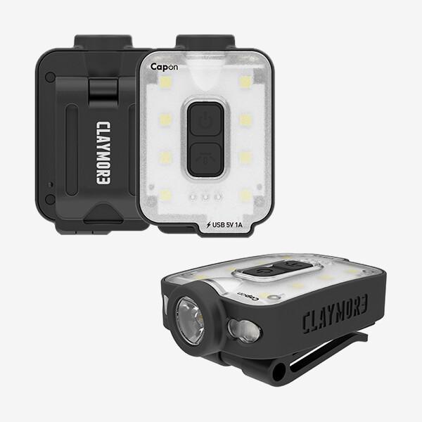 프리즘 크레모아 캡온 40B 충전식 LED캡라이트 상품이미지