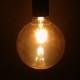 두영조명 LED 에디슨 금색 6W G120
