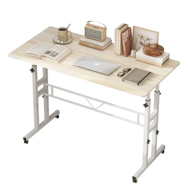 거북목예방 일자목예방 높이조절 스탠딩테이블 책상 상품이미지