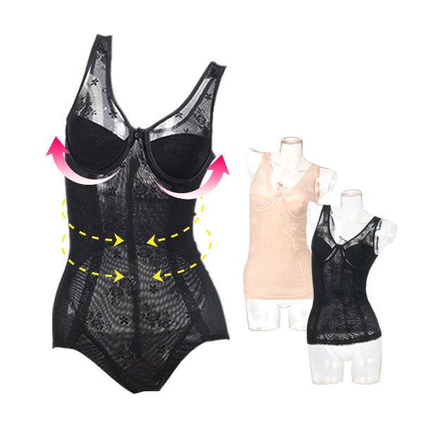 바디쉐이퍼/보정속옷/올인원/여성/여자/몸매보정/속옷 상품이미지