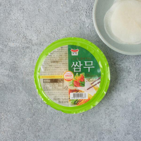 일미 고기 쌈무 (350G) 상품이미지
