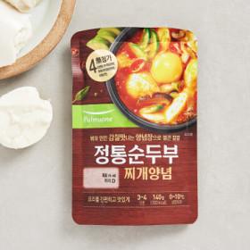 풀무원 정통순두부 찌개양념 3-4인 (140G)