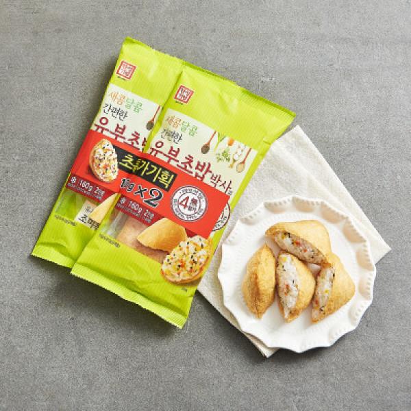 한성 유부초밥 박사 (160G 2입) 상품이미지