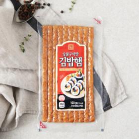한성 숯불갈비맛 김밥햄 (100G)