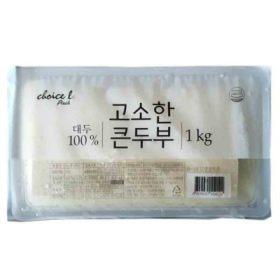 초L)고소한큰두부/1KG