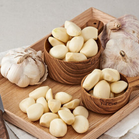 깐마늘 (500G/봉)