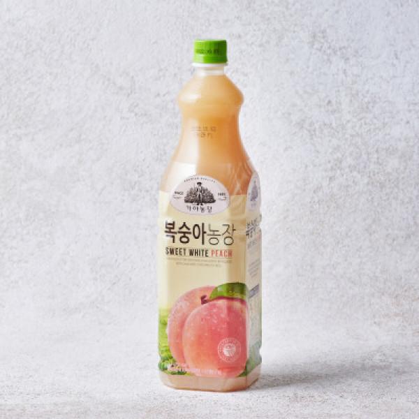 가야 복숭아농장 (1.5L) 상품이미지