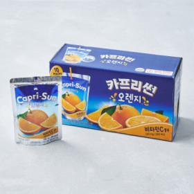 농심 카프리썬 오렌지 200ML*10입