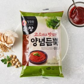 대상 쌈장(봉) 500g