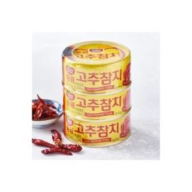 동원 고추참치 150g 3입