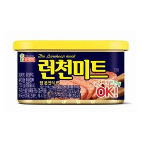 롯데 런천미트 (200g)