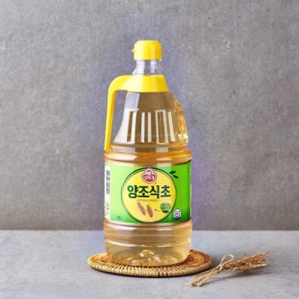 오뚜기 양조식초 1.8L 상품이미지
