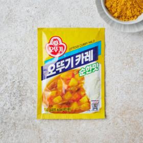 오뚜기 카레 순한맛 100g