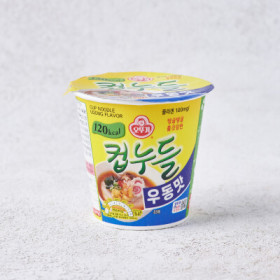 오뚜기 우동맛 컵누들(38.1G)