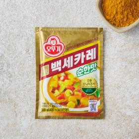 오뚜기 백세카레 순한맛 100g