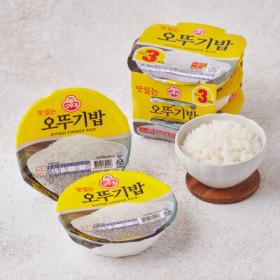 오뚜기 맛있는밥 (210g 3입)
