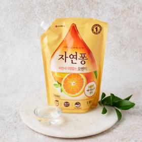 LG 자연퐁 오렌지 1.2KG(리필)