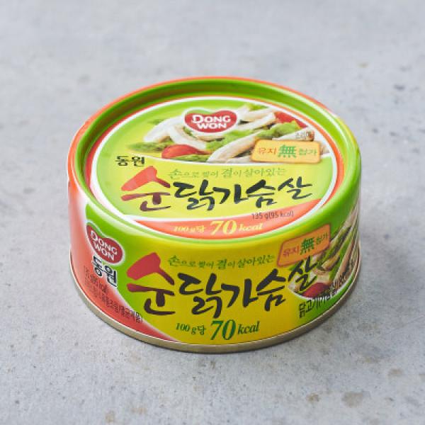 동원 순닭가슴살 (135G) 상품이미지