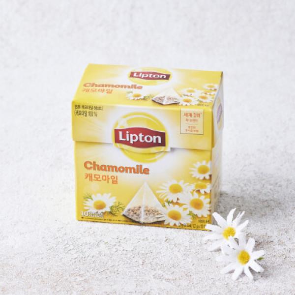 립톤 캐모마일 허브티1.2G 10T 상품이미지
