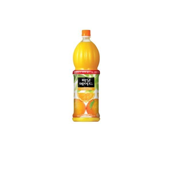 코카콜라 미닛 오리지널 오렌지 1.5L 상품이미지