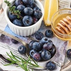 미국산 냉동 블루베리 (1KG/봉)